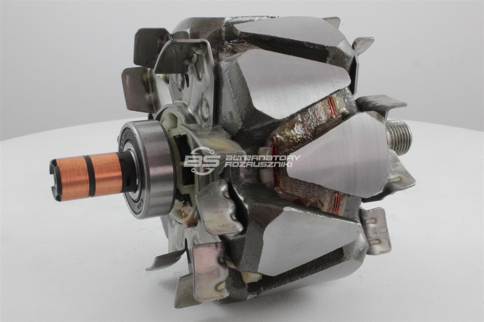 Wirnik IA6096 Wirnik alternatora z łożyskiem