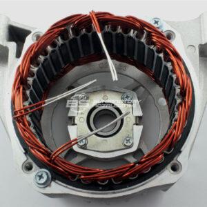 Stojan z obudową IA6498 Uzwojenie alternatora z obudową
