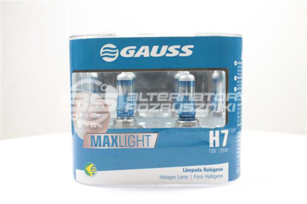 Żarówka IL800 (GAUSS) Żarówka MAX LIGHT (opak. 2szt.)