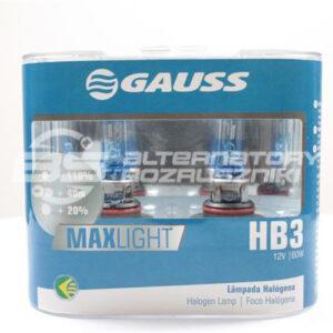 Żarówka IL804 (GAUSS) Żarówka MAX LIGHT (opak. 2szt.)
