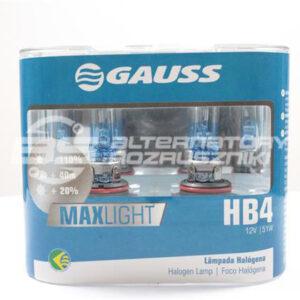 Żarówka IL805 (GAUSS) Żarówka MAX LIGHT (opak. 2szt.)